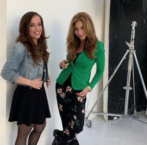 Vandaag in Amsterdam samen met Laura Hack fotoshoot en interview gehad voor ZIN Magazine
